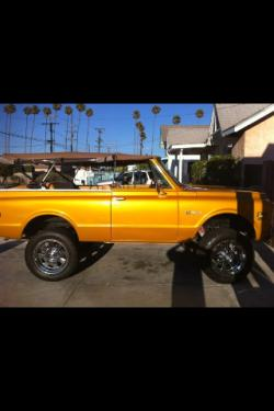 candy72 1972 Chevrolet Blazer
