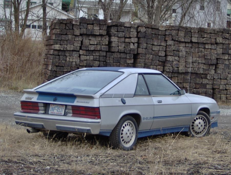 Another Martabo 1983 Dodge Charger post... - 15150581