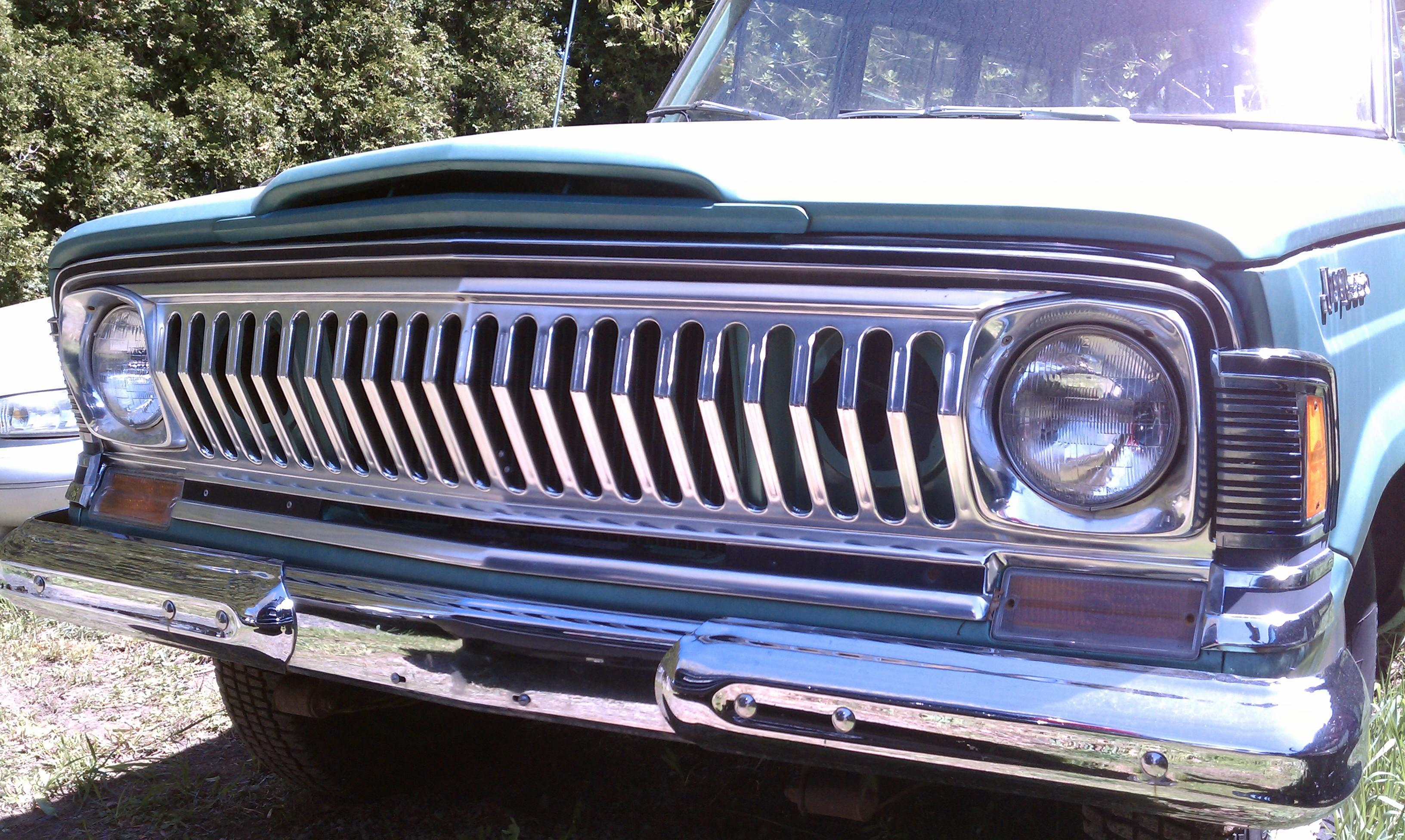 Another jsice78 1972 Jeep Wagoneer post... - 15150702