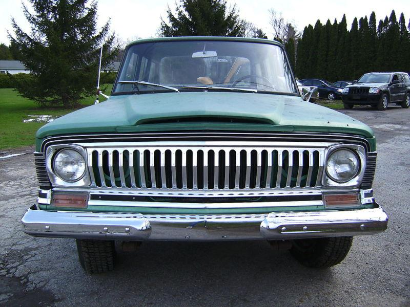 Another jsice78 1972 Jeep Wagoneer post... - 15150708
