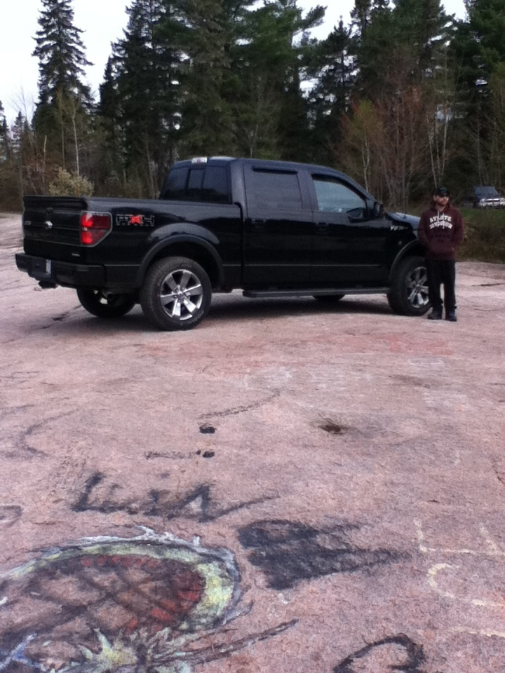 Another Clutch696 2011 Ford F150 SuperCrew Cab post... - 15153306