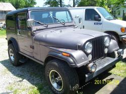 tabneys 1984 Jeep CJ7