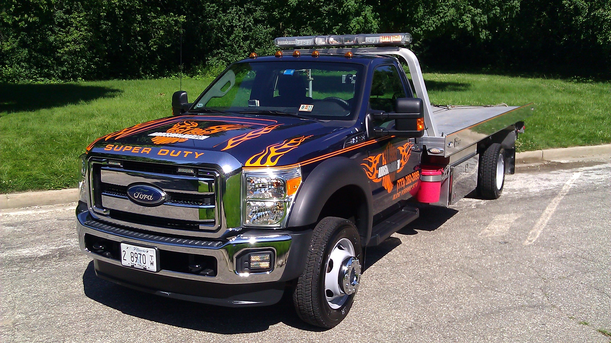 2006 Ford F550 Tow Truck Rollback Html Autos Post