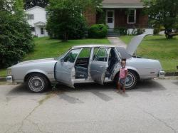 LAPROMs 1987 Oldsmobile Cutlass