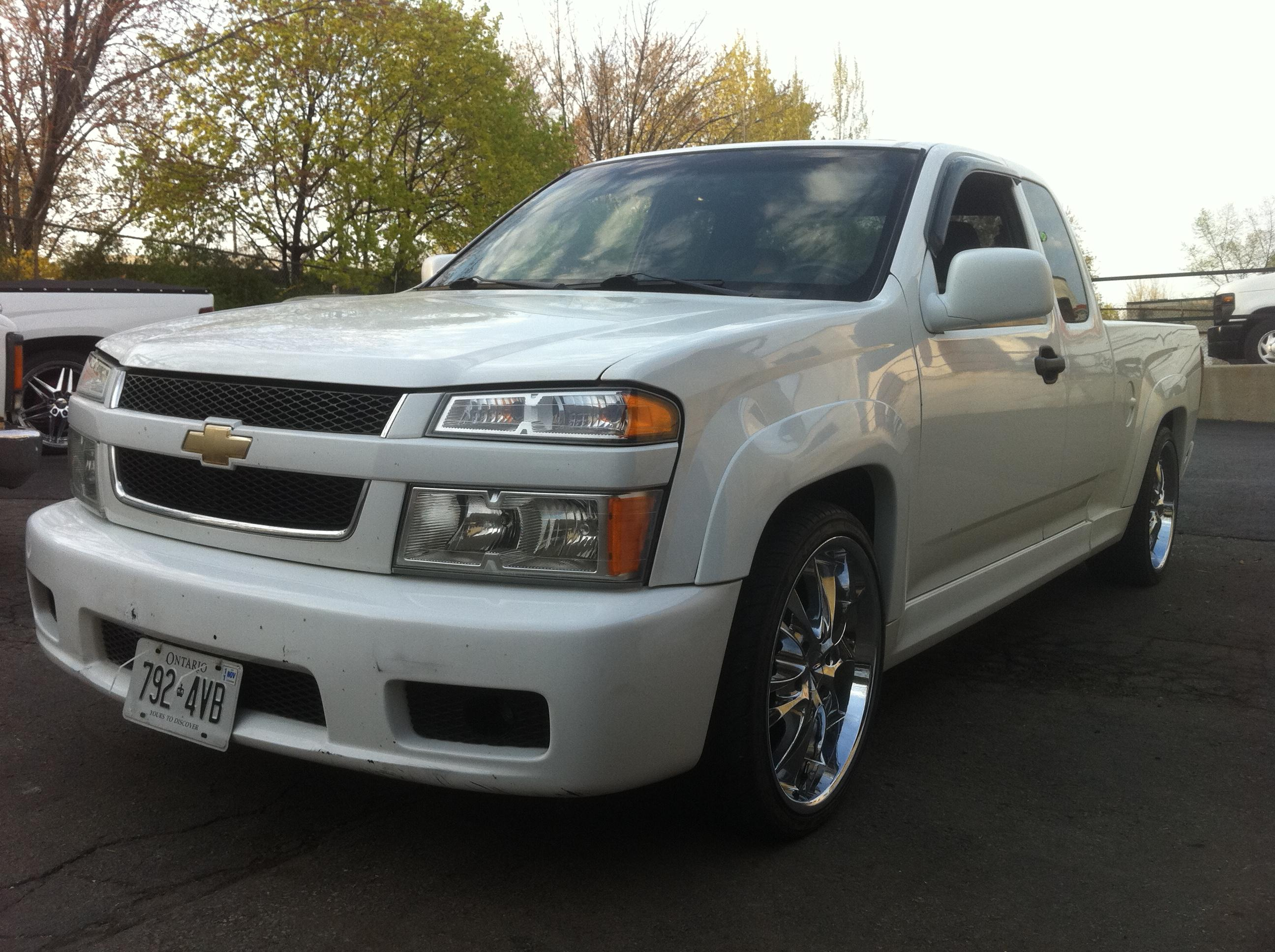 bigxtreme 2005 chevrolet colorado extended cabls pickup 4d 6 ft specs photos modification info. Black Bedroom Furniture Sets. Home Design Ideas