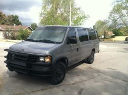questtwo 1999 Ford E350 Super Duty Passenger
