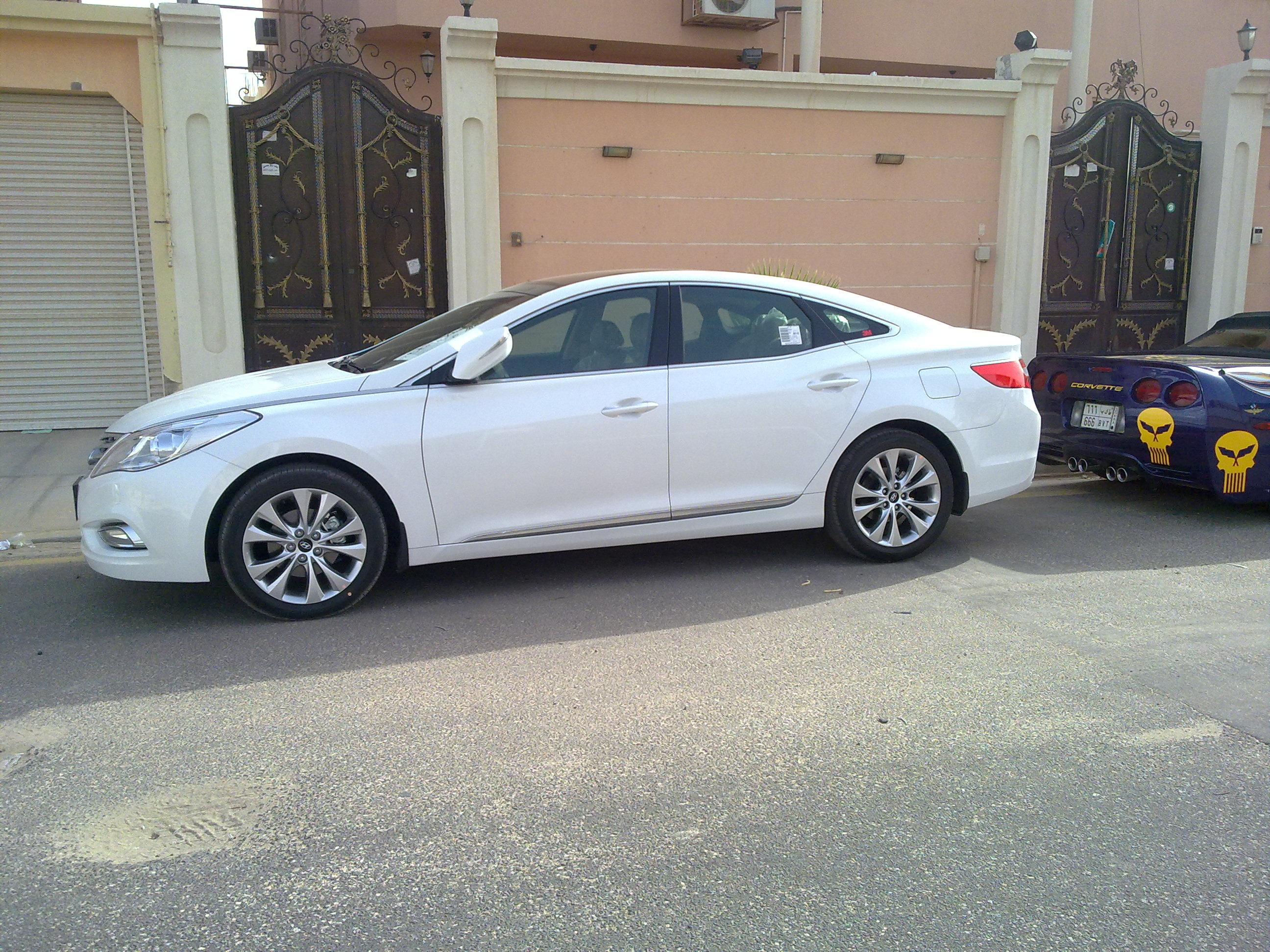 firebleed 2012 Hyundai Azera Specs Photos Modification Info at