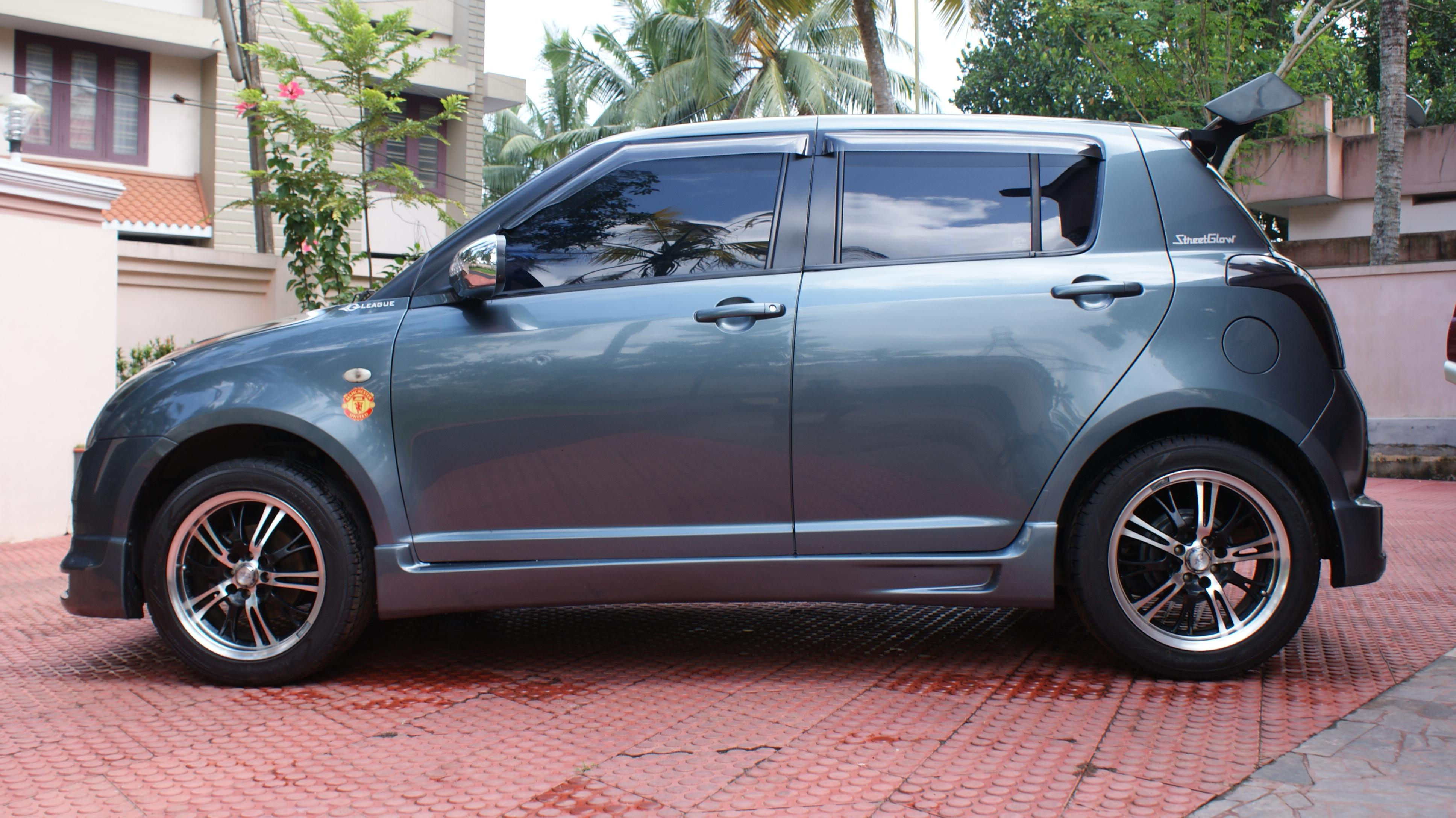 vcarbon6996 2006 suzuki swift specs photos modification info at cardomain. Black Bedroom Furniture Sets. Home Design Ideas