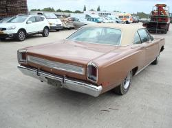 Lilreddarts 1969 Plymouth Satellite