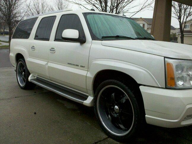 jimmyhonda09 2004 cadillac escalade esvsport utility 4d specs photos modification info at cardomain cardomain