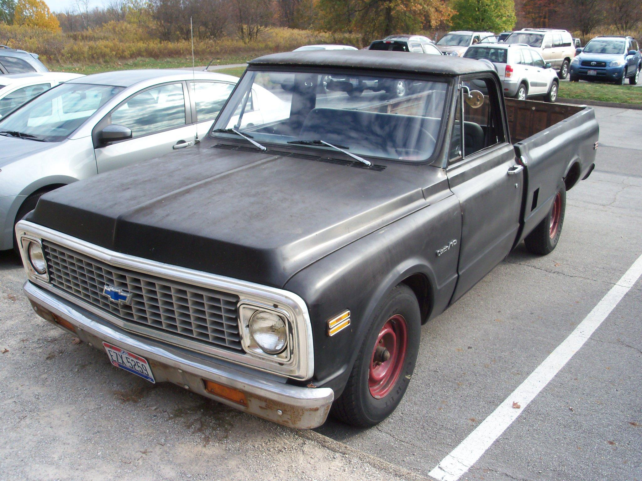 Another wiler2006 1972 Chevrolet C/K Pick-Up post... - 15154919