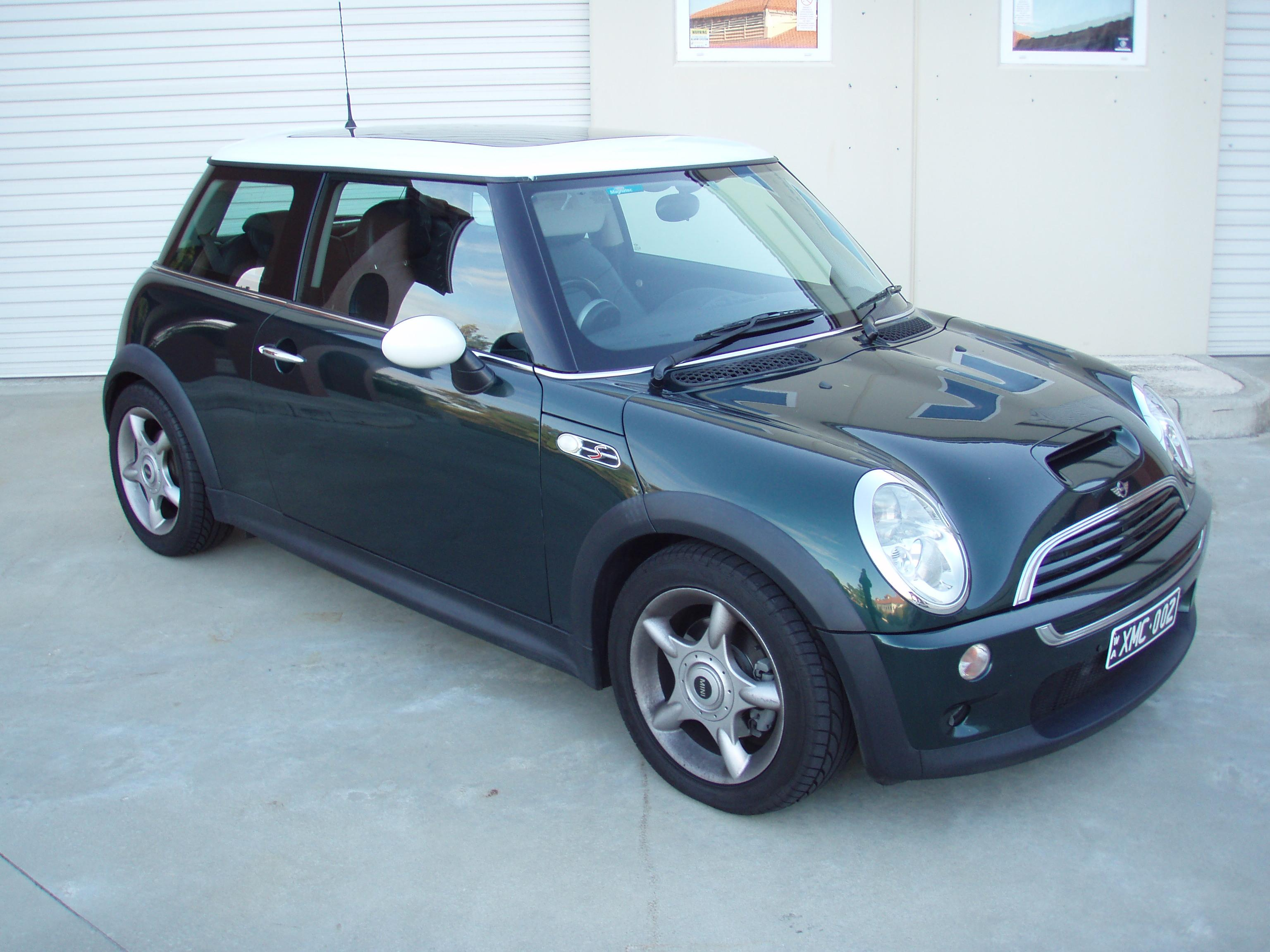 ali g 2002 mini coopers hatchback 2d specs, photos, modification