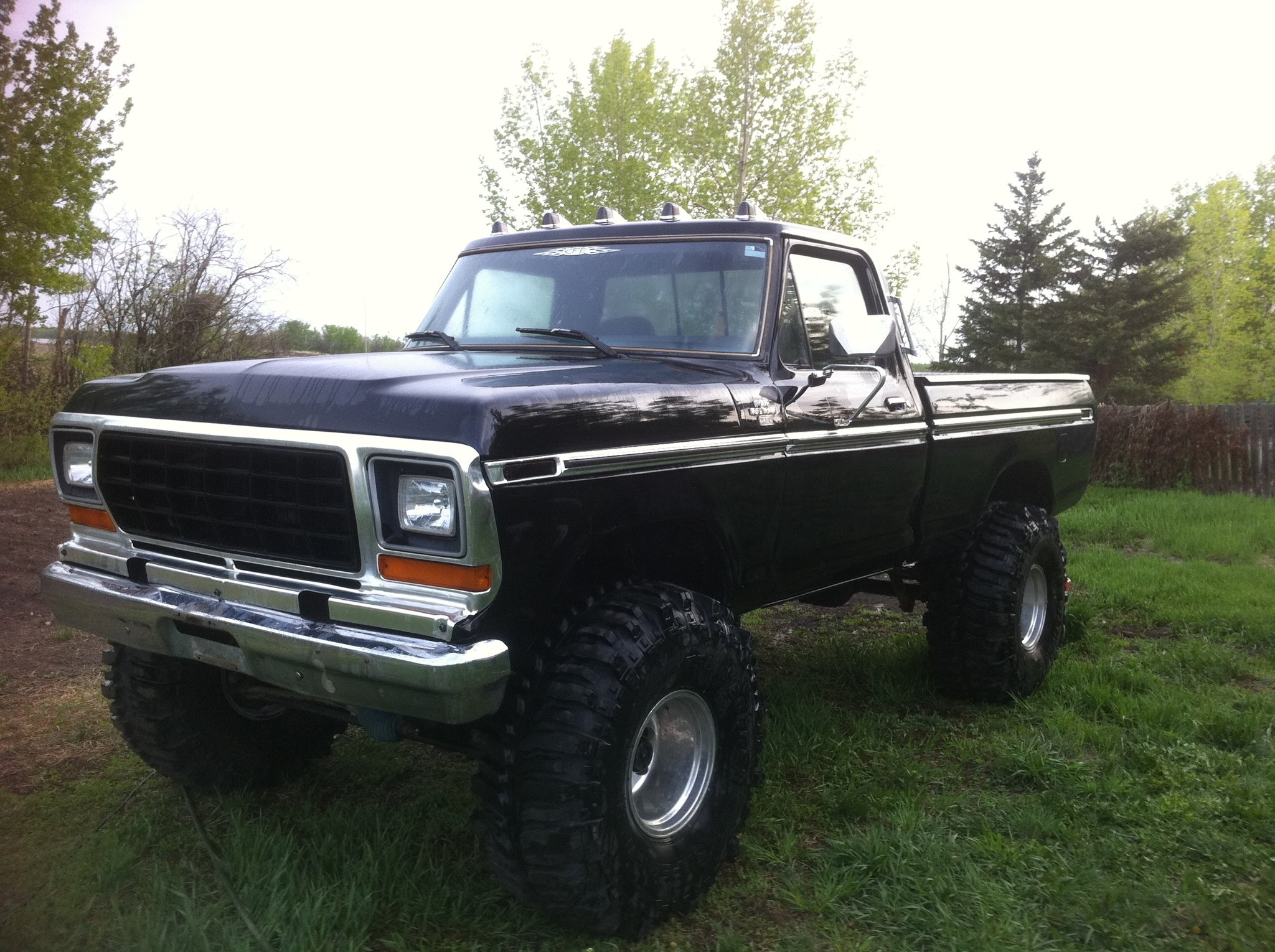 sledneck860 1979 Ford F150 Regular Cab