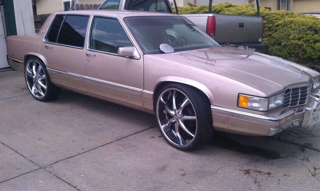 Another youngg707 1992 Cadillac DeVille post... - 15156959