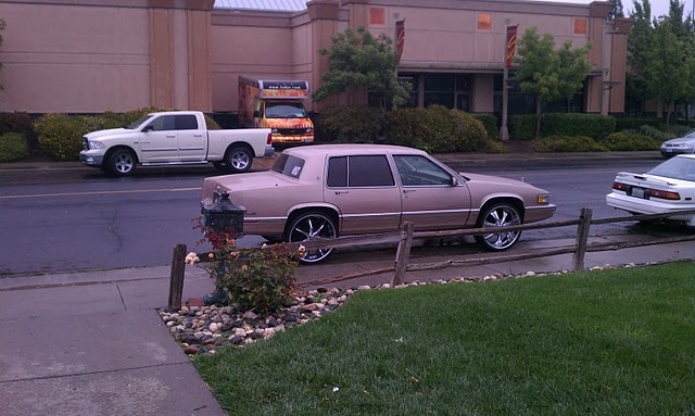 Another youngg707 1992 Cadillac DeVille post... - 15156960
