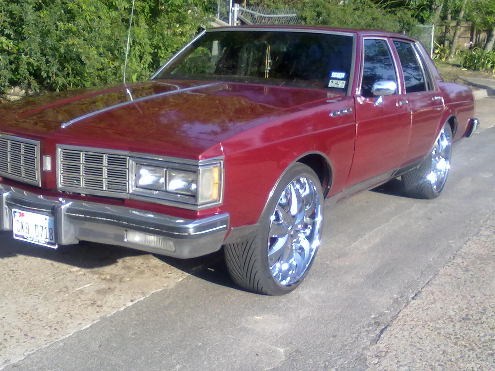 Another choppa69 1983 Oldsmobile Delta 88 post... - 15156977
