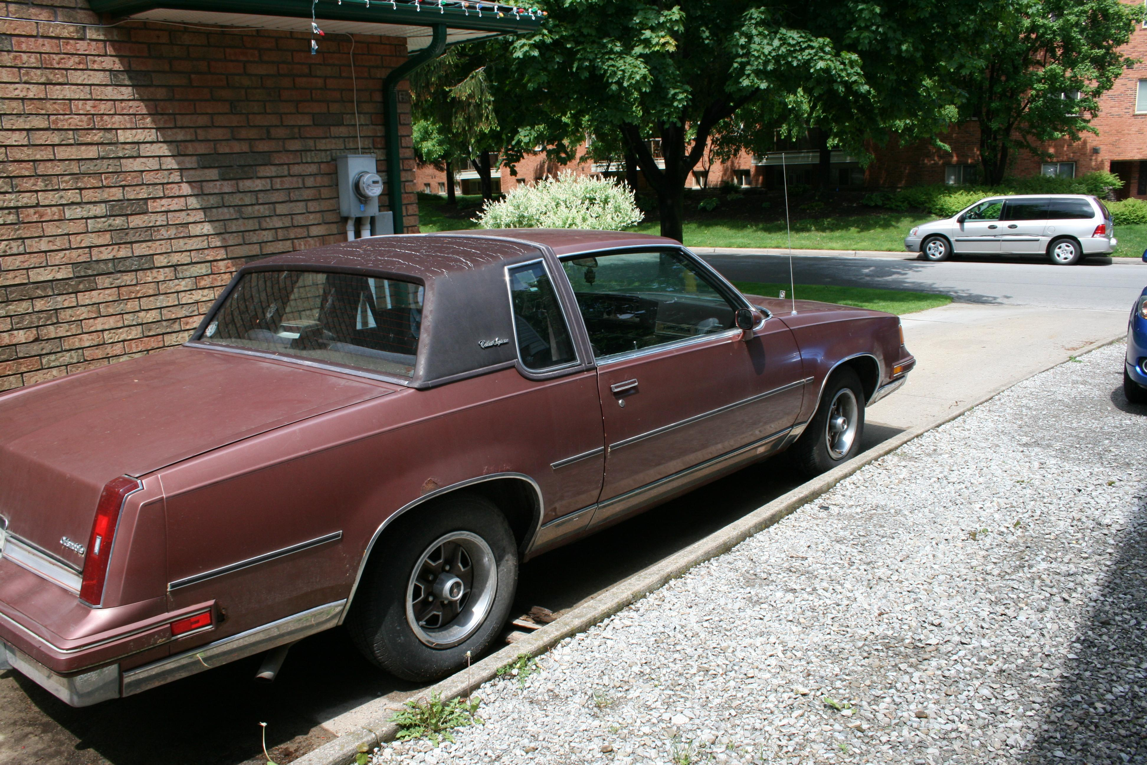 Another red87cutty 1987 Oldsmobile Cutlass Salon post... - 15157712