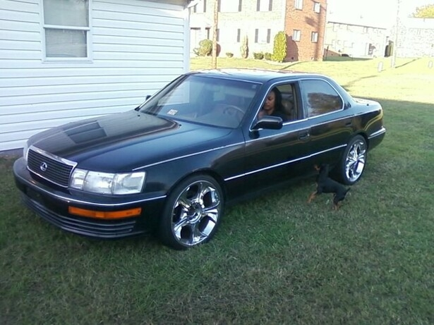 Another CupidGotSwagga 1991 Lexus LS post... - 15157778
