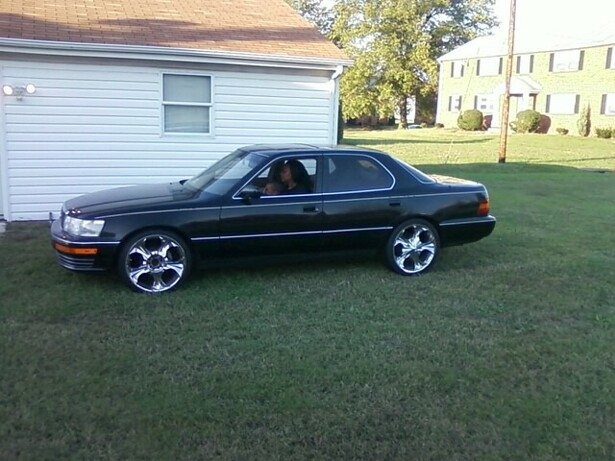 Another CupidGotSwagga 1991 Lexus LS post... - 15157779