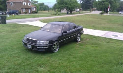 CupidGotSwaggas 1991 Lexus LS