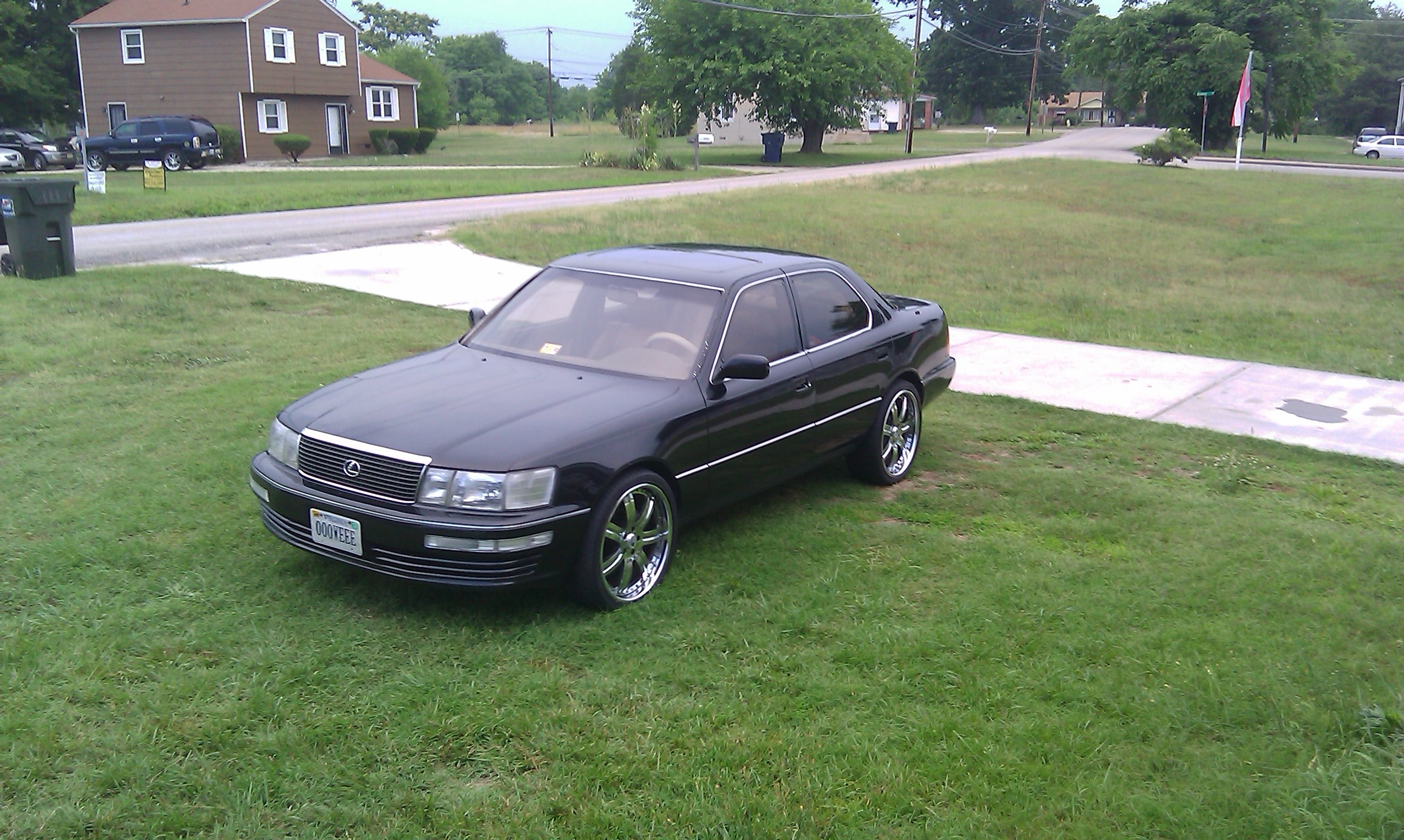 Another CupidGotSwagga 1991 Lexus LS post... - 15157783