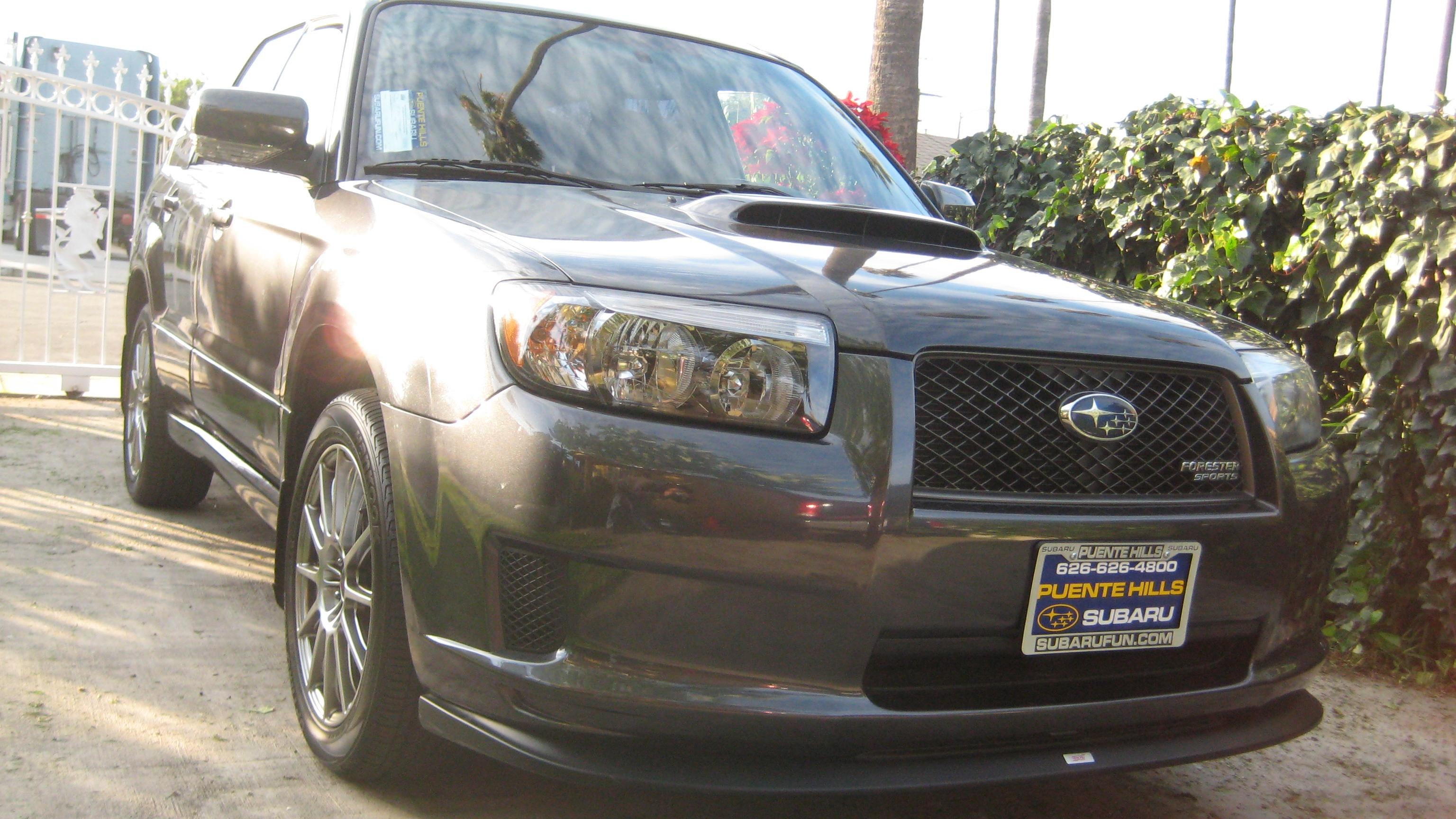 linkwpc 2008 Subaru Forester