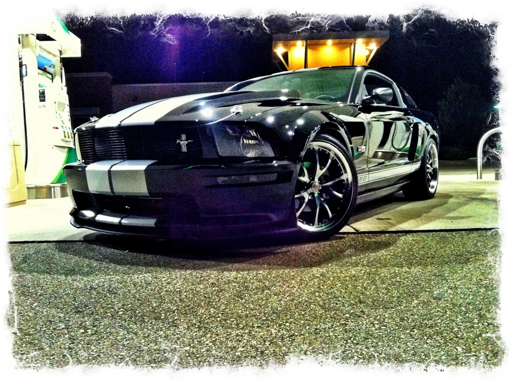 Another RZNCAIN 2007 Ford Mustang post... - 15158238