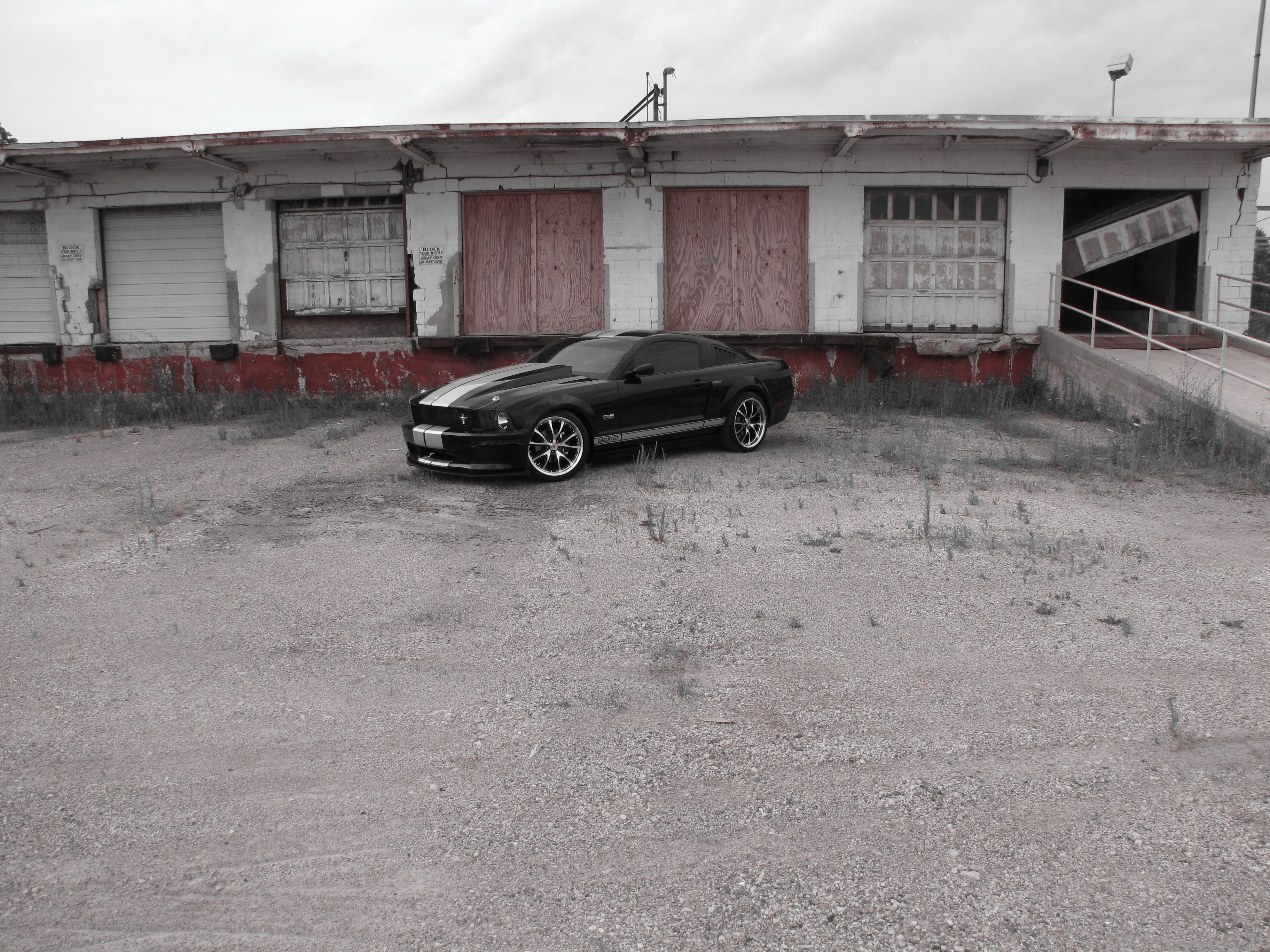 Another RZNCAIN 2007 Ford Mustang post... - 15158267