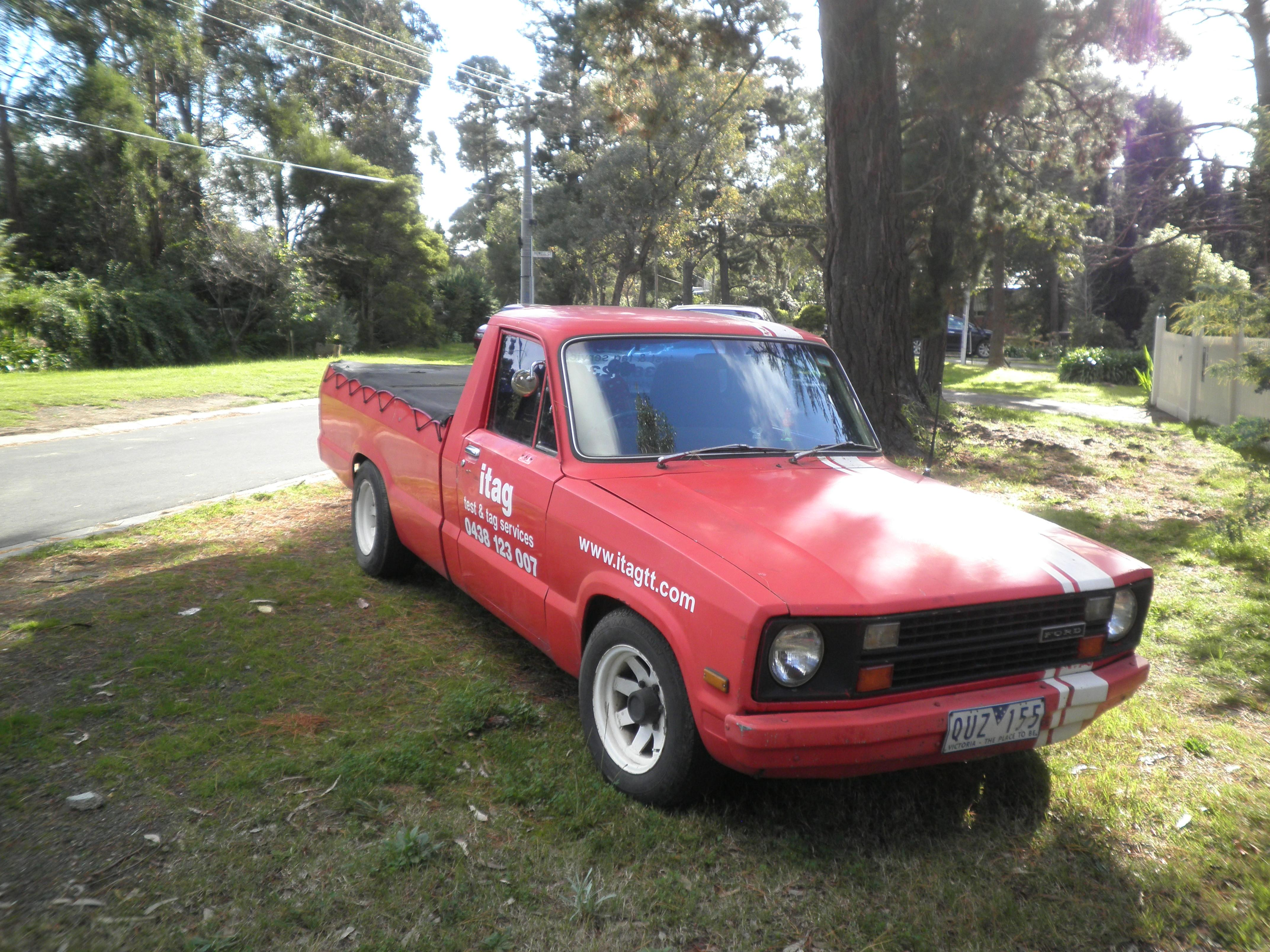 1980 Ford Courier