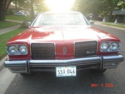 NIGHTBREED_INC 1974 Oldsmobile Delta 88