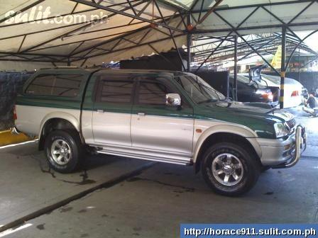 Another crazh_99 2000 Mitsubishi L200 post... - 15159997