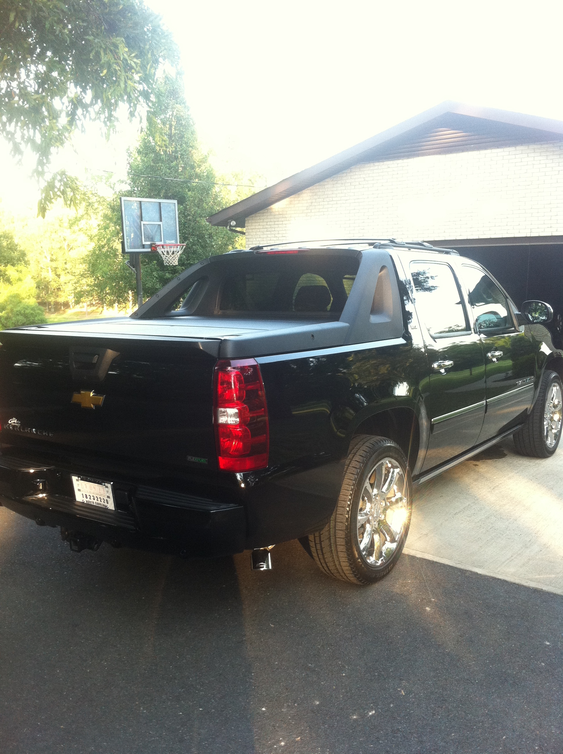 Another tferree34 2011 Chevrolet Avalanche post... - 15160019