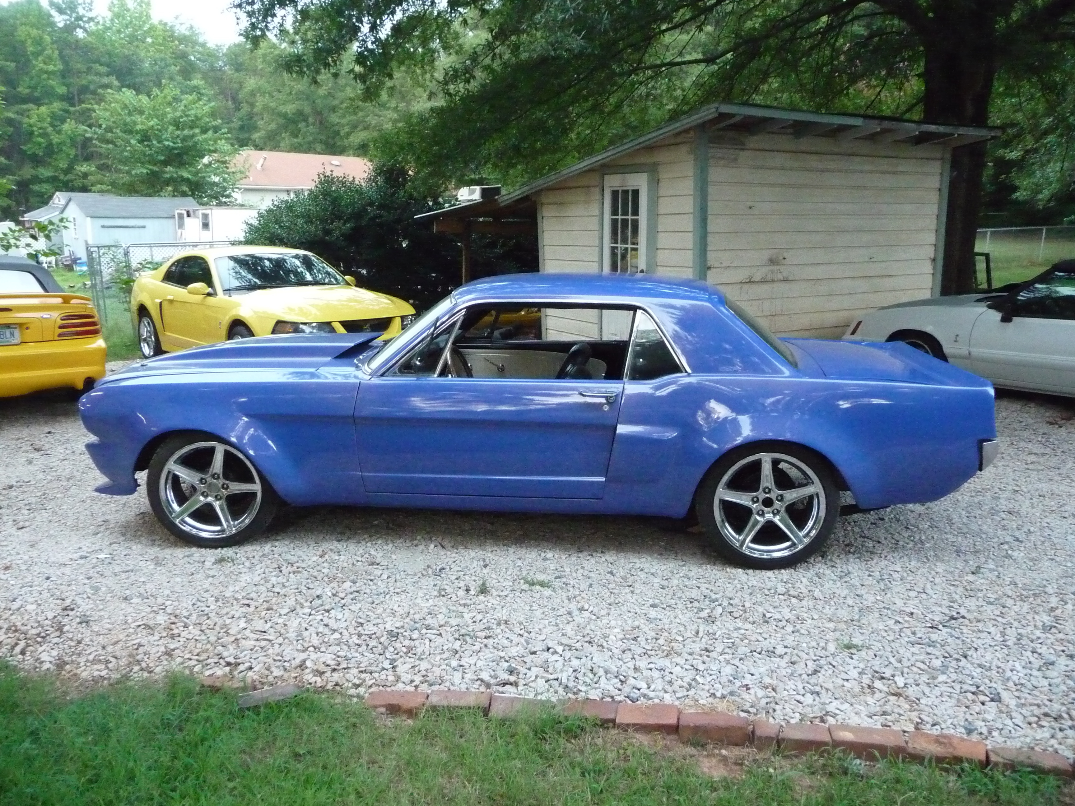 Customchoptop 1965 ford mustang specs photos modification info at