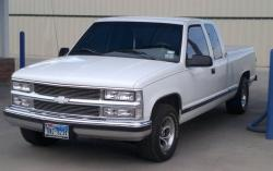 Bigd9511s 1995 Chevrolet 1500 Extended Cab