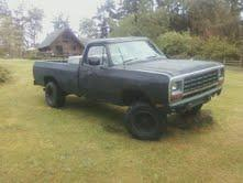 1983 Dodge Power Ram