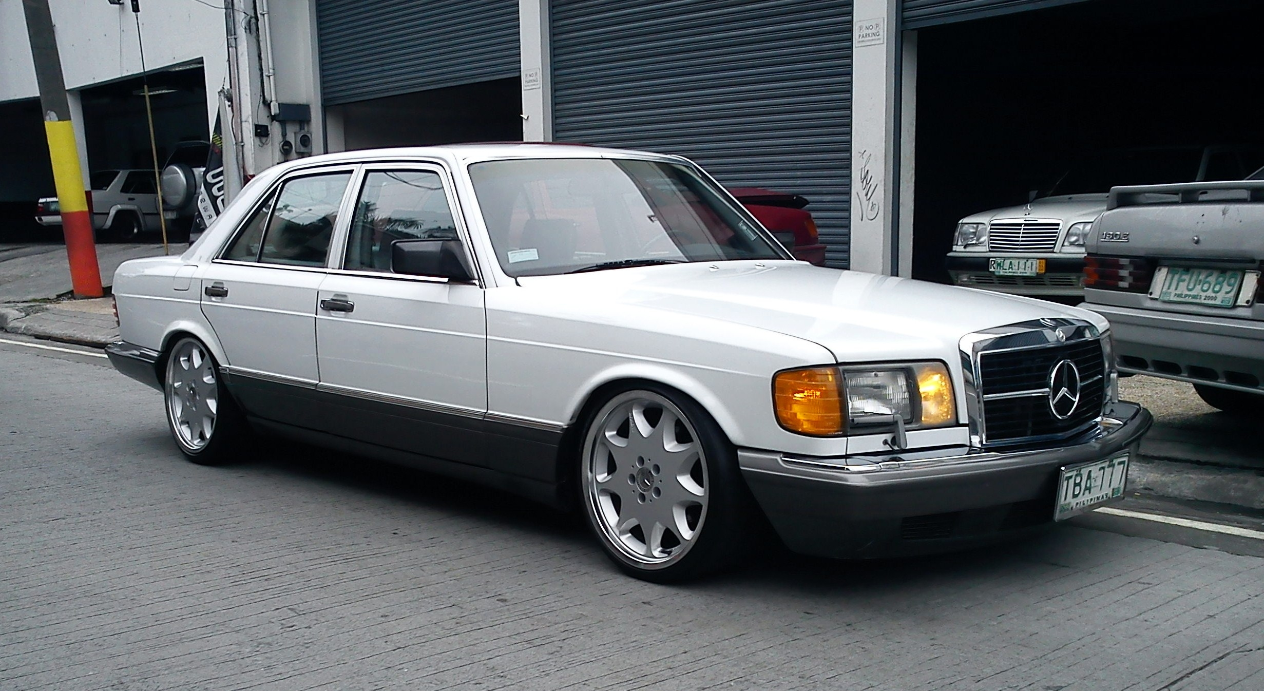 amg 560 1988 mercedes benz 300se specs photos