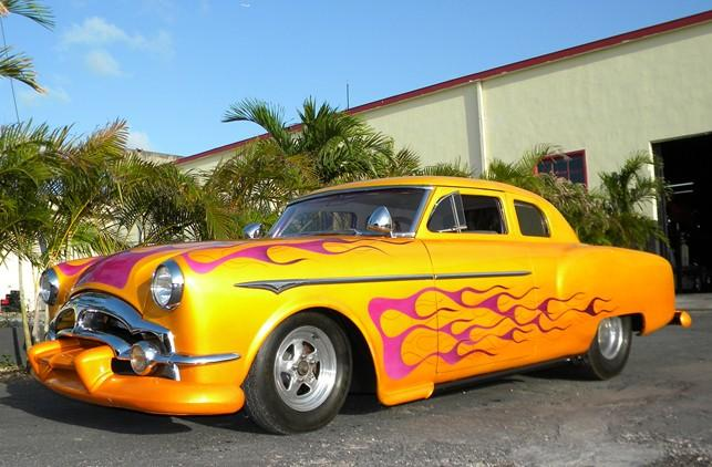 Another dogee123 1953 Packard 400 post... - 15159411