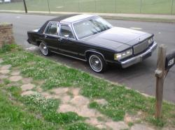 affordablewhips 1989 Mercury Grand Marquis