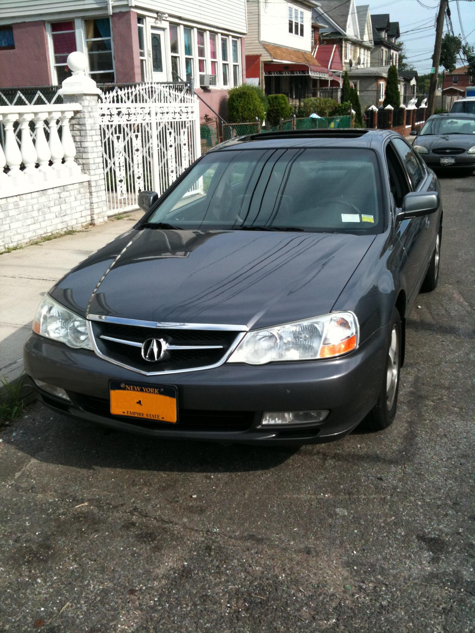 Another Gamble_33 2003 Acura TL post... - 15163302