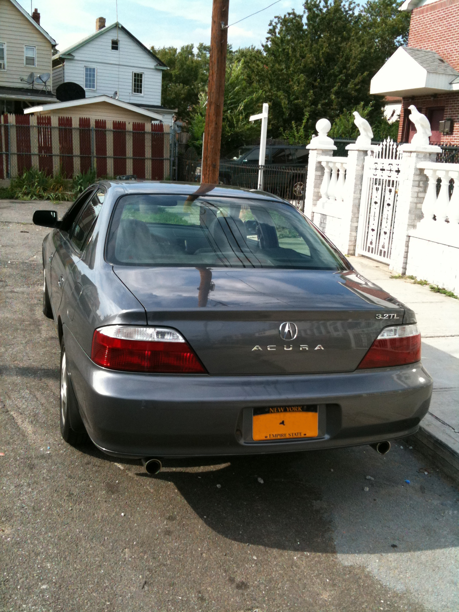 Another Gamble_33 2003 Acura TL post... - 15163303