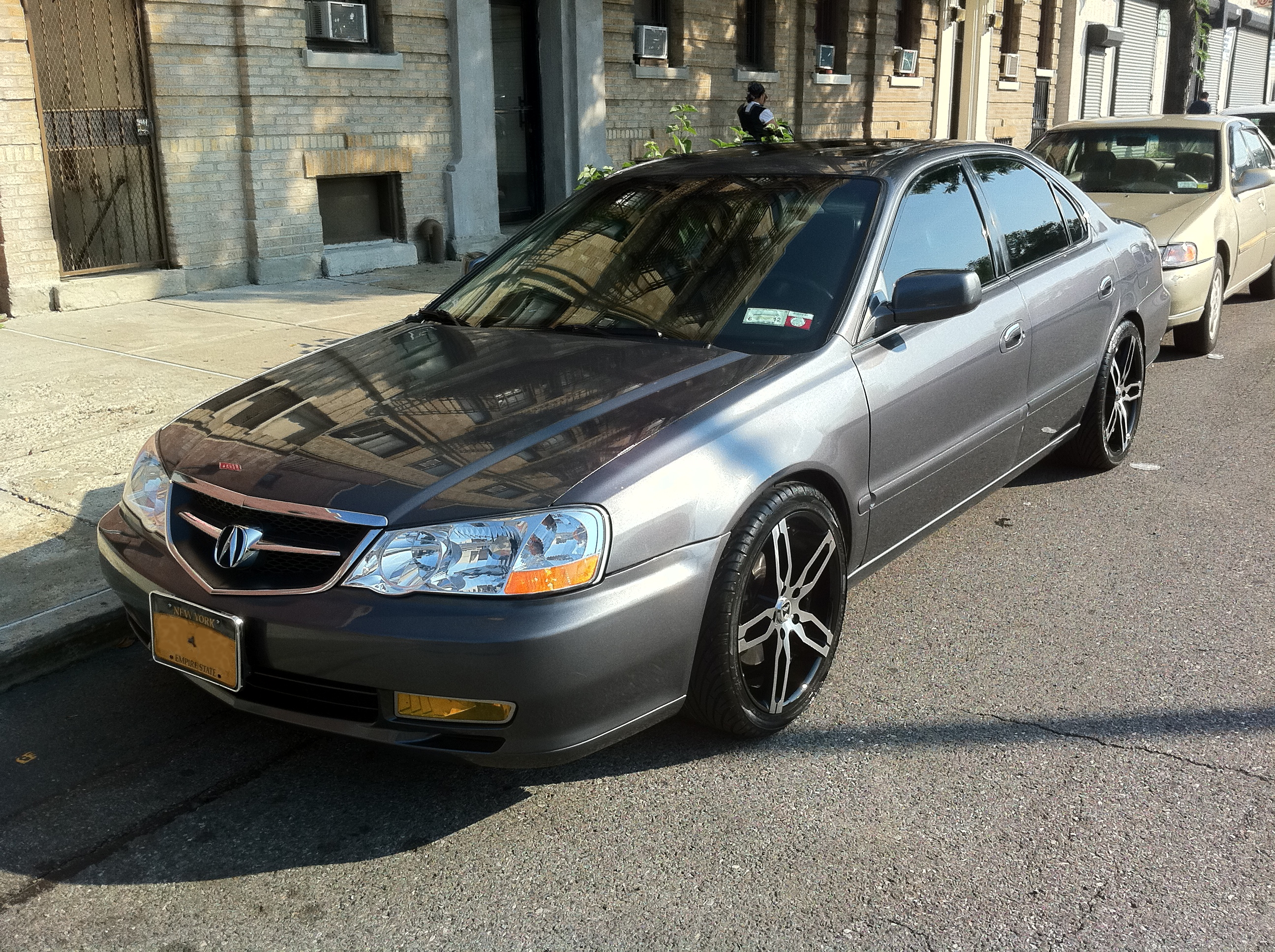Another Gamble_33 2003 Acura TL post... - 15163307