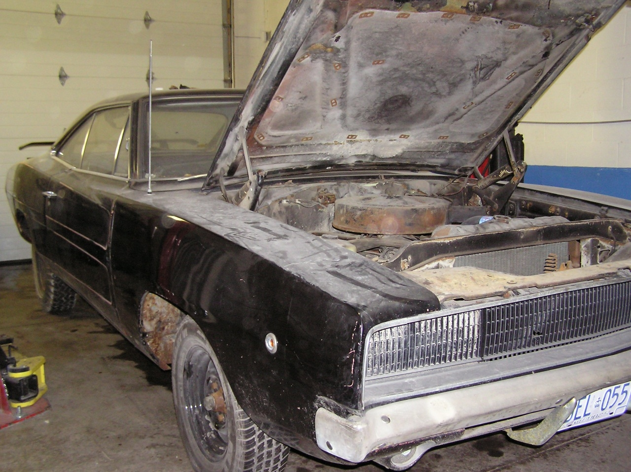 Another dodgechargerfan 1968 Dodge Charger post... - 15163375