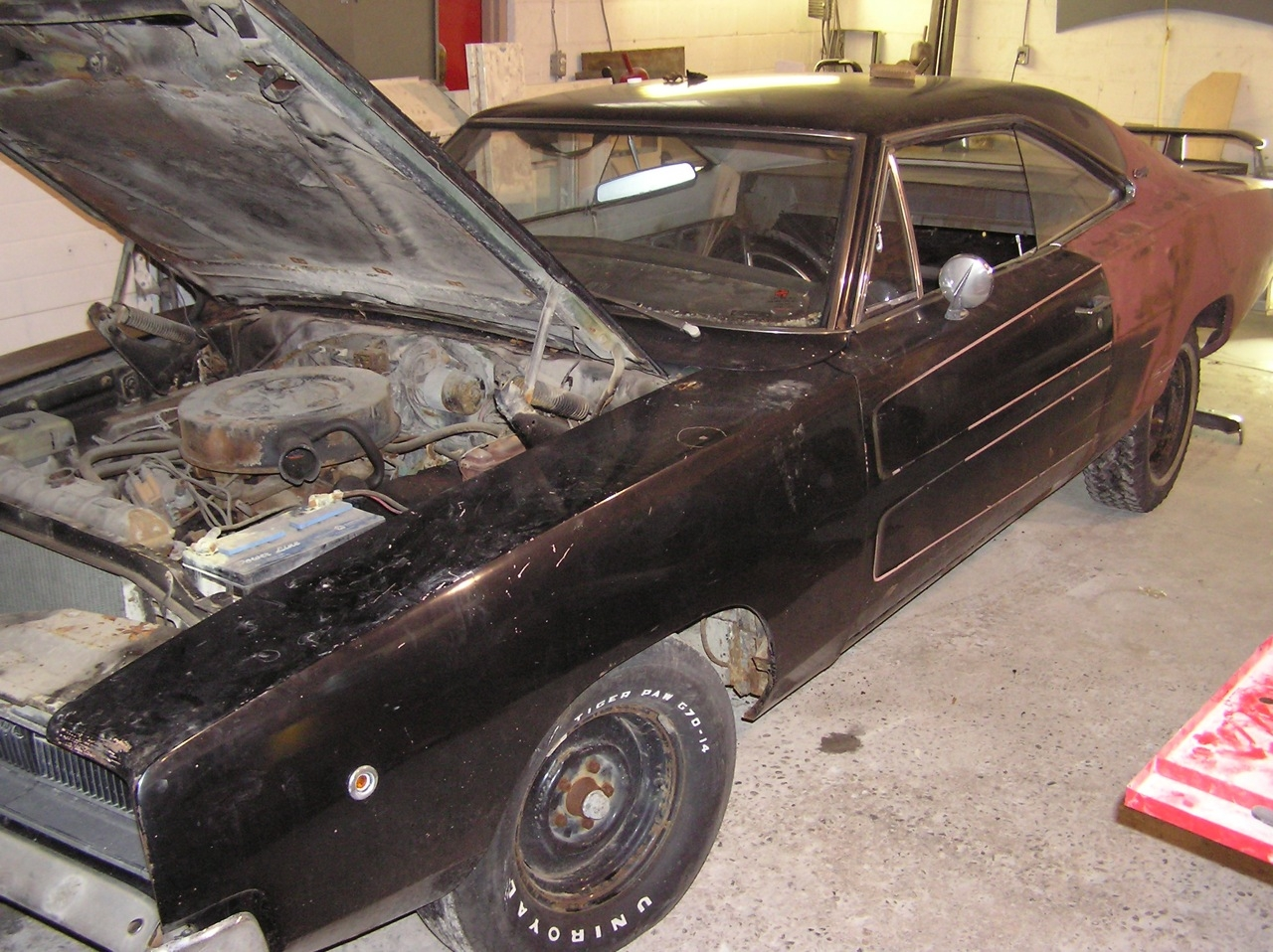Another dodgechargerfan 1968 Dodge Charger post... - 15163376