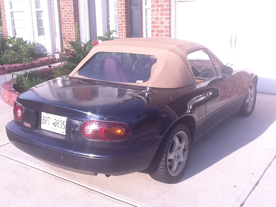 Another lovenpain 1996 Mazda Miata MX-5 post... - 15163379
