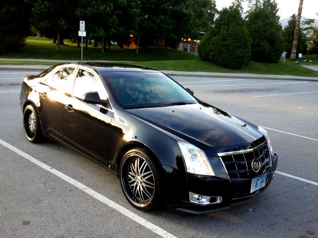 Redrum36 2008 Cadillac CTS