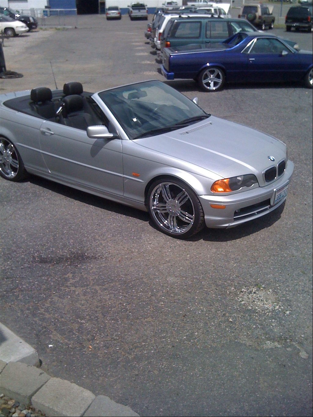 2001 BMW 3 Series 325Cic Convertible 2D