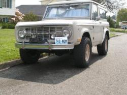 dgouins 1968 Ford Bronco