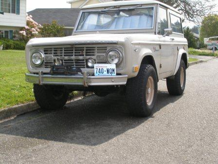 dgouin 1968 Ford Bronco