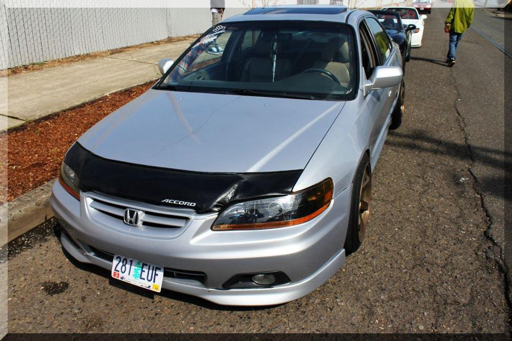 cg6accord 2001 Honda Accord