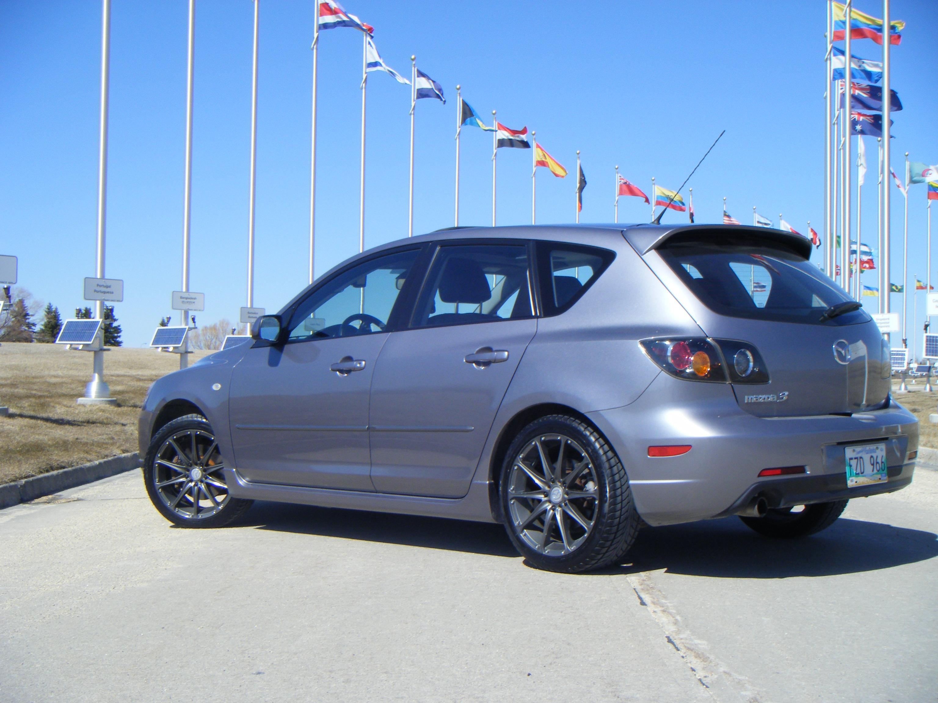 jtm204 2004 mazda mazda3s hatchback 4d specs, photos, modification